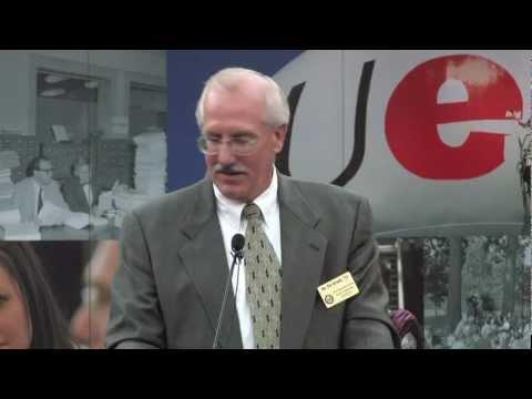 2011 SIUE Alumni Hall of Fame Induction Ceremony -  Ed Grady