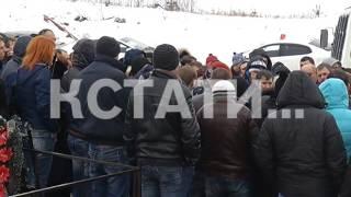 Жестокое убийство таксиста из Дзержинска