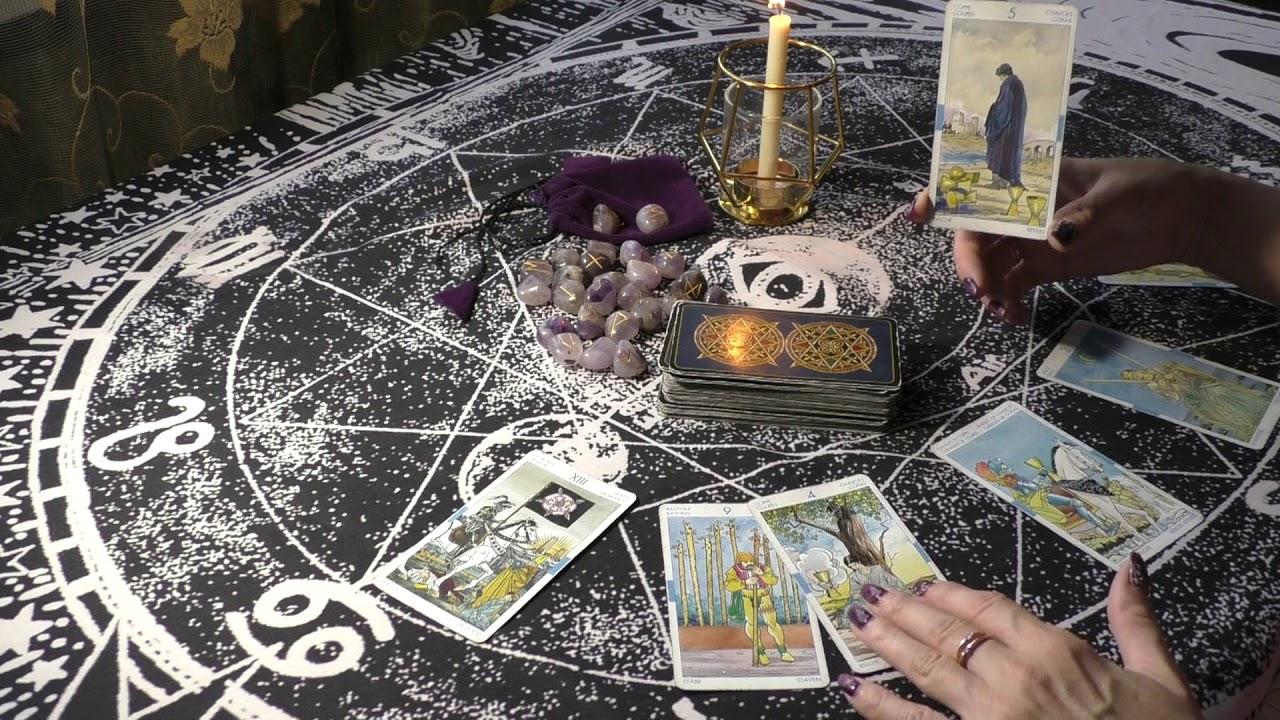 » Скорпионы. Таро-прогноз на Ноябрь 2018 г. По 12 домам гороскопа.»