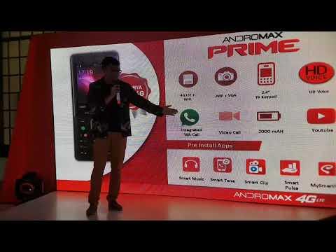 Penjelasan Rinci Andromax Prime henpon candybar dengan
