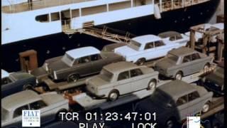 La nave delle mille auto