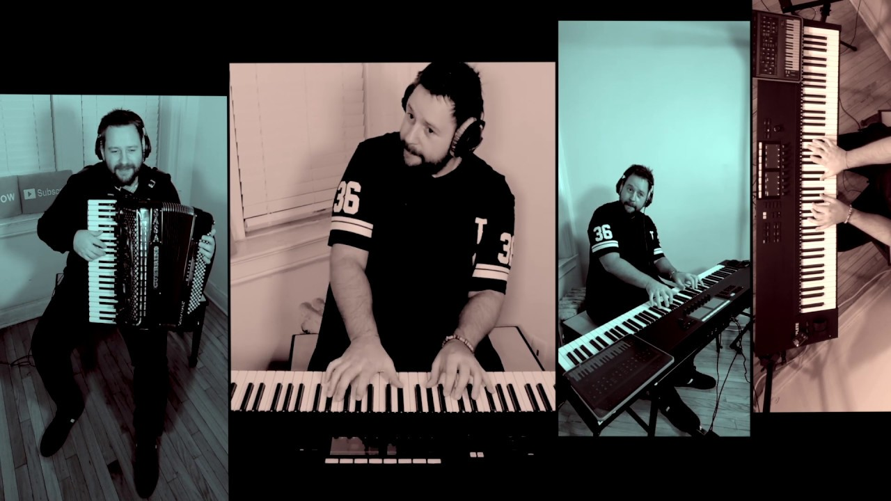 ETERNAL CHILD - ACCORDION & PIANO - PLAYED BY VLADAN