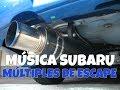Gambar cover Subaru y el sonido de su motor Boxer