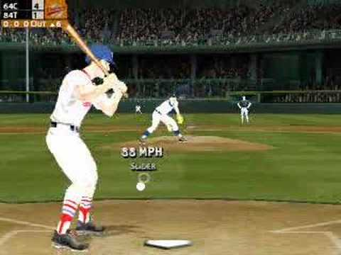 2006 Total Classics World Series - Game 2