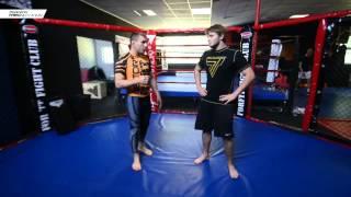 Technika MMA: Low Kick | Piotr Hallmann [Strefa Sztuk Walki]