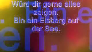 eisberg andreas bourani lyrics cover michael schulte