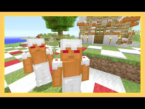 Twins ~ HOUSE MADE OF CAKE ~ [52] - Sqaishey & Stampy