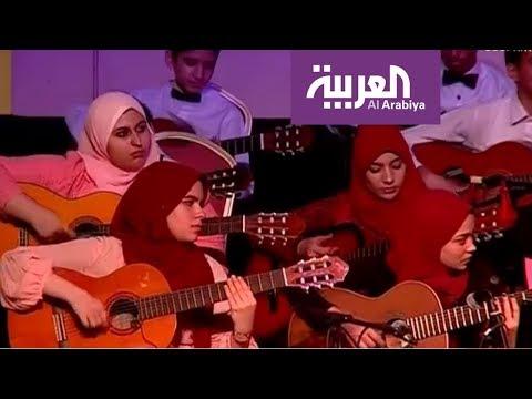 صباح العربية | دار الأوبرا المصرية تحتفل بعيد الموسيقى  - نشر قبل 2 ساعة