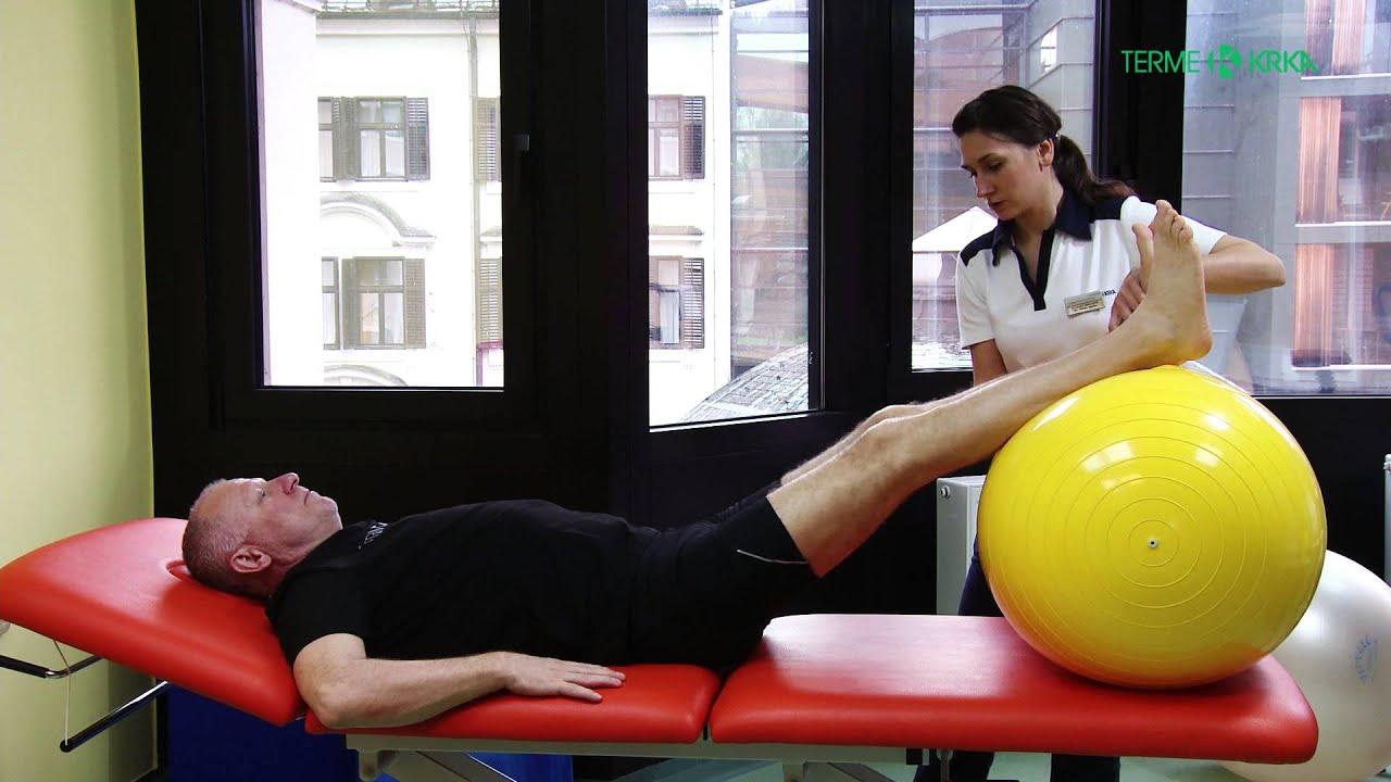 Реабилитацияпосле протезирования тазобедренного сустава ноющие боли в коленном суставе
