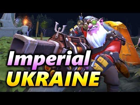 Team Ukraine vs Imperial - Sniper Hype! - WESG Semi-Final Dota 2