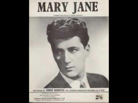 Ernie Maresca - Mary Jane