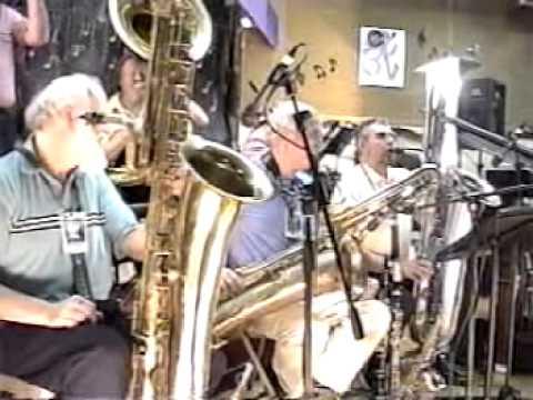 Bass Sax Jam