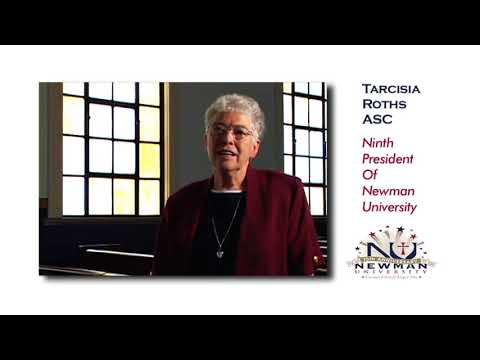 Newman University 75th Anniversary Exhibit Introduction Interviews