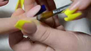 #1 Коррекция акриловых ногтей. Аквариум. Сorrection of acrylic nails. Aquarium.(1 Коррекция акриловых ногтей. Аквариум. Сorrection of acrylic nails. Aquarium. © VIKTORIA MAKUSHCHENKO https://vk.com/vistudio_zp ..., 2015-03-22T22:10:18.000Z)