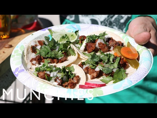 How-To Make Mission-Style Tacos with Tony Trujillo