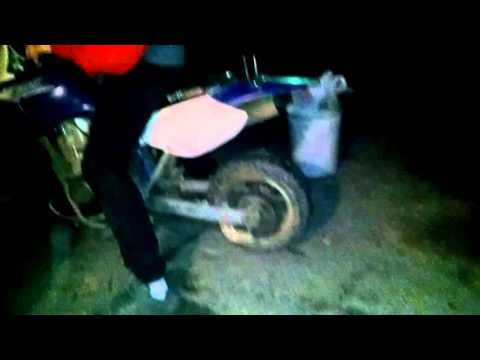 Best Dirt Bike Burn Out