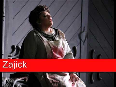 Dolora Zajick: Tchaikovsky - Maid of Orleans, 'Joan's aria'