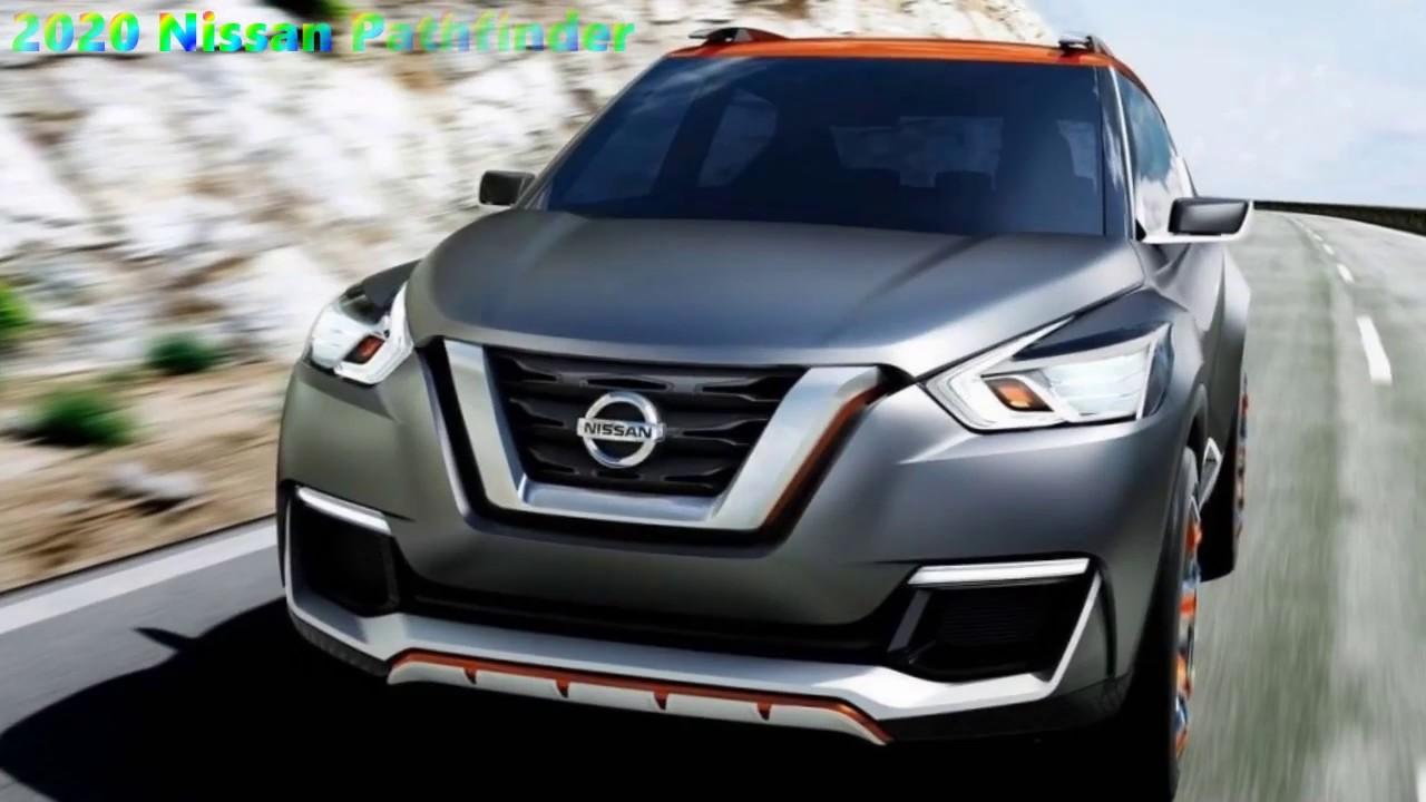 2020 Nissan Pathfinder Hybrid First Drive