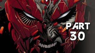 Batman Arkham Knight Walkthrough Gameplay Part 30 - Red Hood (PS4)