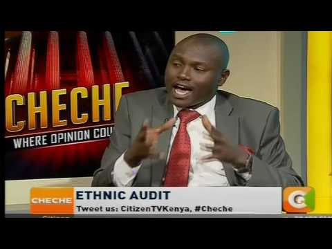 Cheche: Ethnic Audit [part 3]