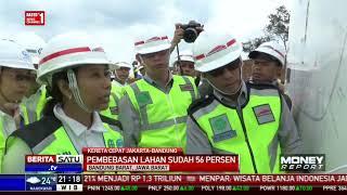 Proyek KA Cepat Jakarta-Bandung Mulai Bangun Terowongan Walini