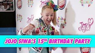 JoJo Siwa's 15th Birthday Party