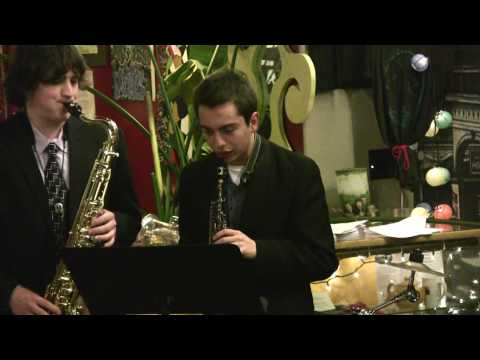 Freddie Freeloader, Patchwork Jazz Project, Taped live at Zippy's