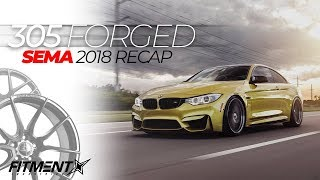 305 Forged Booth Review | SEMA 2018