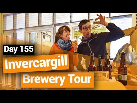 Invercargill Brewery Tour –  New Zealand's Biggest Gap Year – Backpacker Guide New Zealand