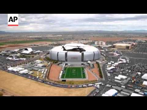 The Uniqueness Of University Of Phoenix Stadium