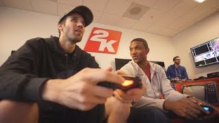 NBA 2K15 PlayStation Exclusive: The Stage