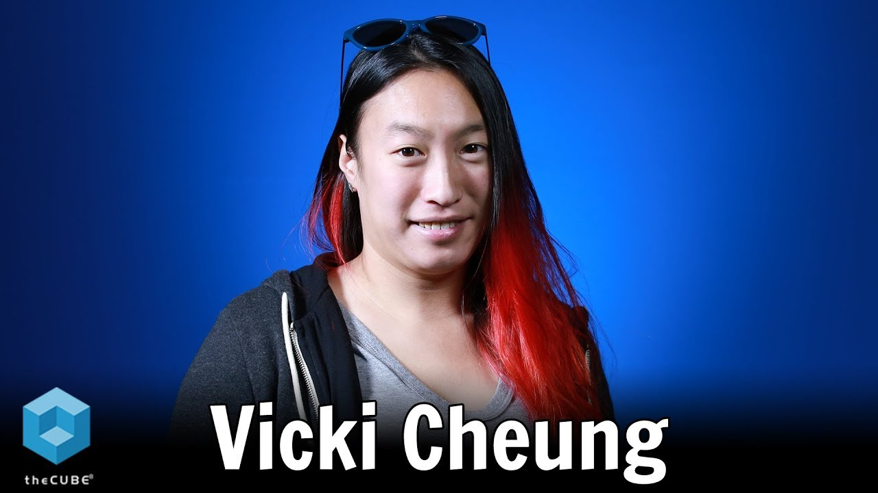 Vicki Cheung, Lyft | CUBEConversations, October 2019 - YouTube