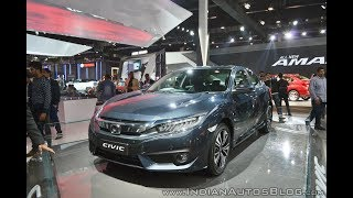 Honda Civic confirmed to launch in India this year – Report