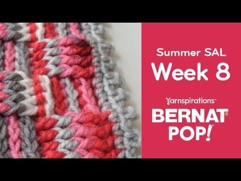 Crochet Summer Stitch Along: Week 8 Final
