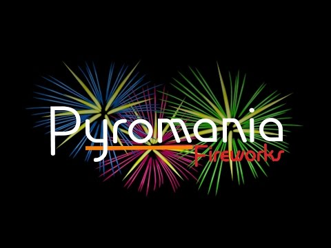 Wedding Fireworks By Pyromania Fireworks - Ghyll Manor