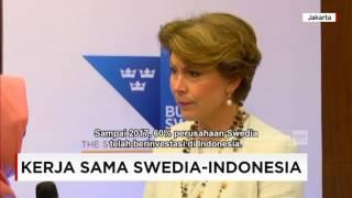 Menilik Kerjasama Swedia-Indonesia