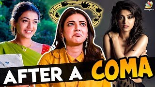 What happens after a COMA? : Kajal Agarwal interview   Komali Tamil Movie