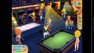 Mall Tycoon 3 2005 PC Gameplay