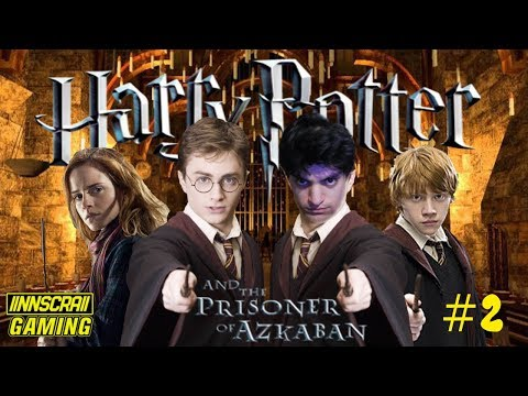 CARD COLLECTING | COMBING the COURTYARD - Harry Potter and the Prisoner of Azkaban [#2]
