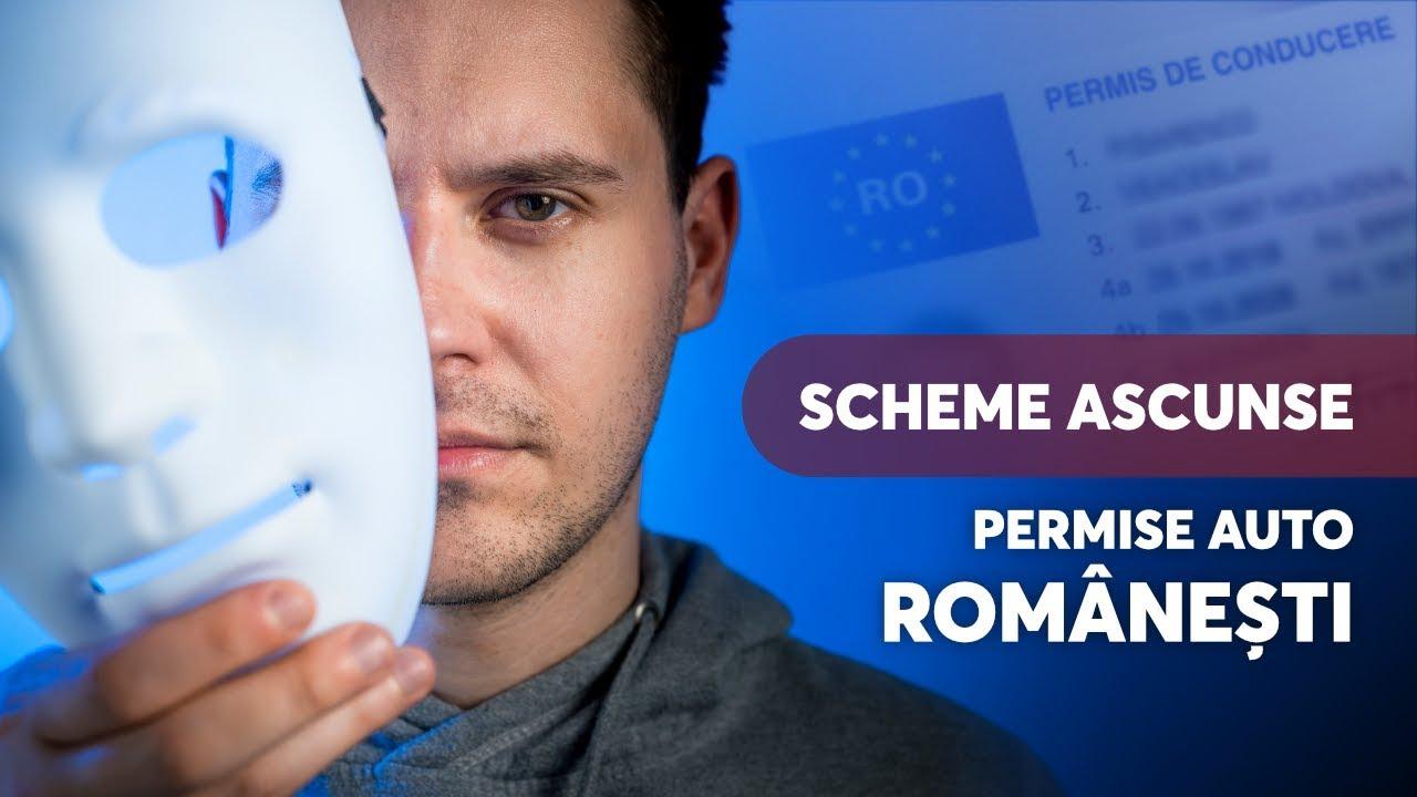 Prin ce se deosebește permisul de conducere românesc de unul moldovenesc preschimbat?