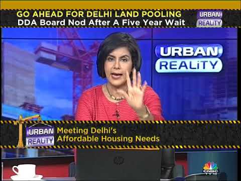 URBAN REALITY EP 75: DELHI LAND POOLING SLASHES BUILT-UP AREA (SEG 2)