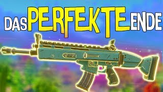 DAS PERFEKTE ENDE | Fortnite Battle Royale