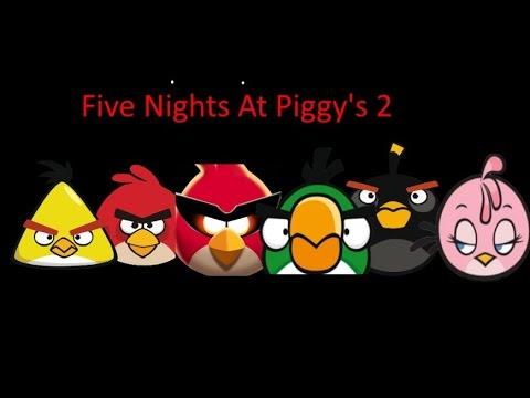 Five Nights At Piggy's 2 trailer