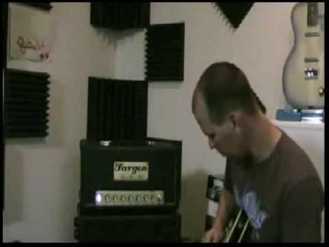 Fargen Mini Plex MKII Demo Video # 2 (single coils)