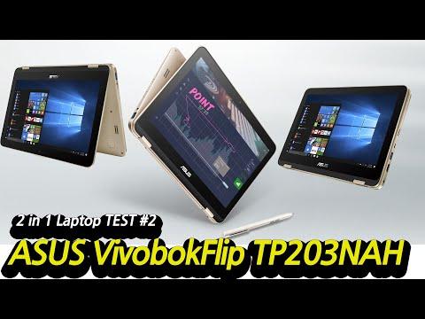 Unboxing Asus Vivobook Flip 12 Tp203nah Bp095t Bahasa Indonesia By