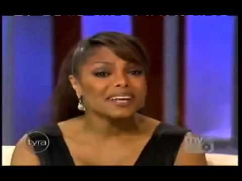 The Tyra Banks    with Queen of Pop Janet Jackson 2006 Part 4