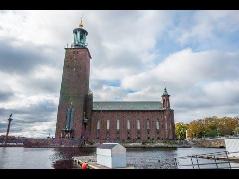 Stockholm City Hall (Stadshuset) tour in Stockholm, Sweden