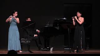 Gary Schocker: Sonata Short Attention- Duo Flautas Frescas