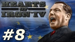 Hearts of Iron IV | Belgium Forms the European Union - Part 8