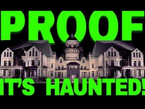 Mansfield Reformatory is Haunted